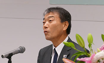 Mr. Takashi Matsuo, Representative, Japanese Representative Office, Asian Development Bank