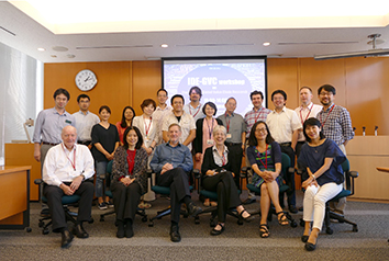 "photo:IDE hosted IDE-GVC Workshop on ""The Future of Global Value Chain Research"""
