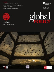 書籍:Global Policy Volume 7, Issue 2